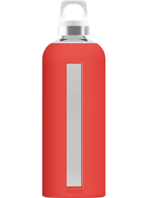 Sigg Star Glas Flaska 0,85l Scarlet